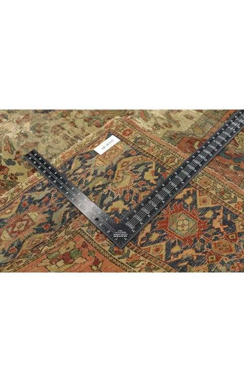7 x 10 Antique Farahan Rug 77384