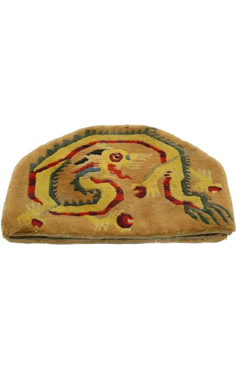 1 x 1 Antique Tibetan Tea Cozy 77426