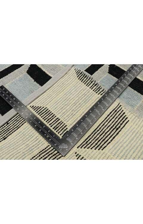 9 x 13 Contemporary Moroccan Rug 52996