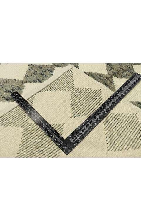 9 x 12 Contemporary Moroccan Rug 52997