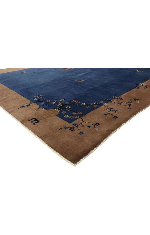 8 x 10 Antique Art Deco Rug 77449