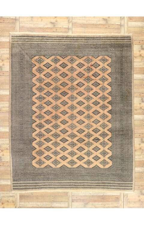 10 x 12 Vintage Pakistani Rug 77468
