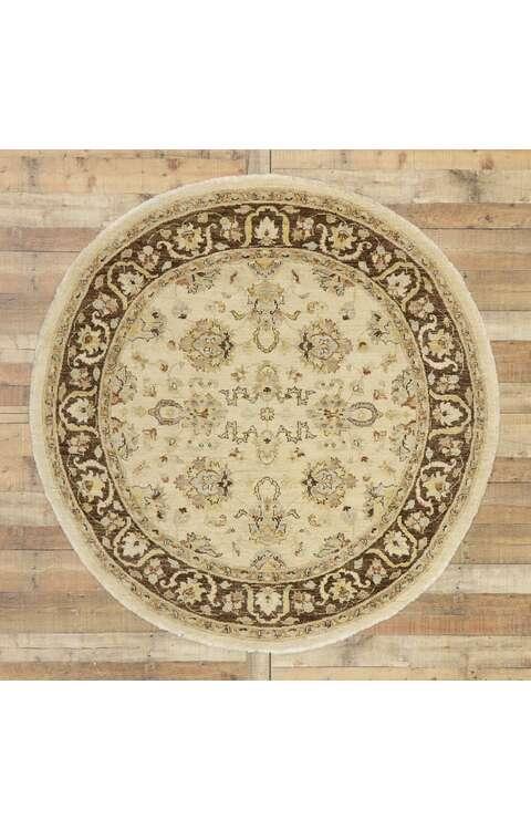 6 x 6 Vintage Pakistani Rug 77470