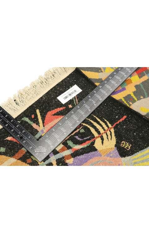 2 x 3 Wassily Kandinsky Style Tapestry 77094