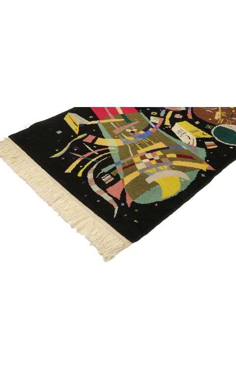 2 x 3 Wassily Kandinsky Style Tapestry 77098
