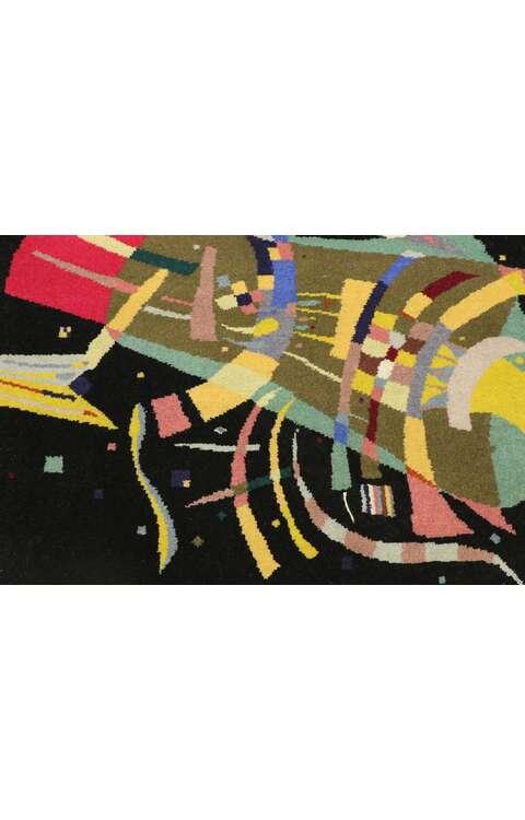 2 x 3 Wassily Kandinsky Style Tapestry 770982 x 3 Wassily Kandinsky Style Tapestry 77098