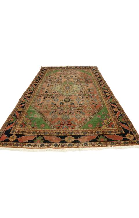 4 x 7 Antique Persian Mahal Rug 77501