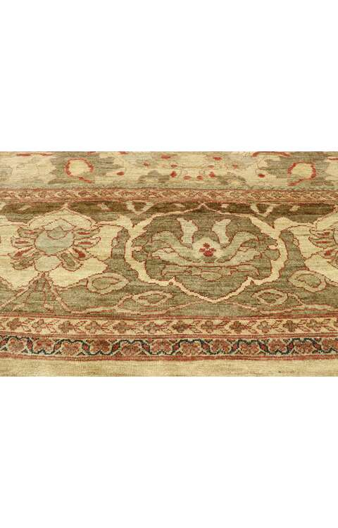 13 x 17 Vintage Persian Sultanabad 77507