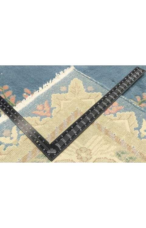 12 x 18 Vintage Indian Rug 77509