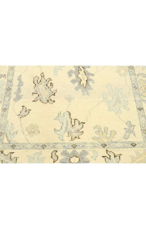 3 x 5 Turkish Oushak Rug 80592