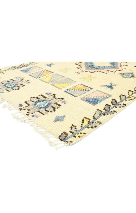 4 x 6 Contemporary Moroccan Rug 80619
