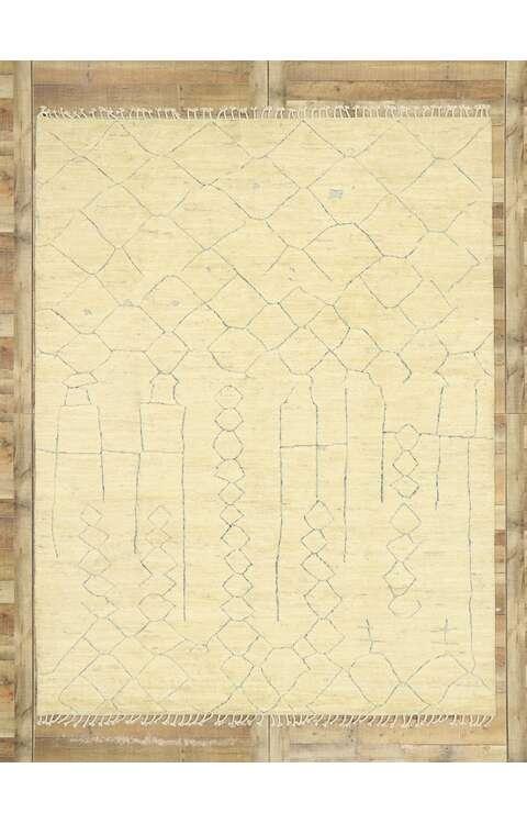 8 x 10 Moroccan Rug 806228 x 10 Moroccan Rug 80622