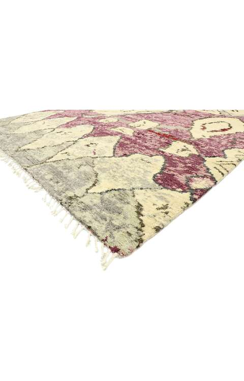 8 x 10 Contemporary Moroccan Rug 806248 x 10 Contemporary Moroccan Rug 80624