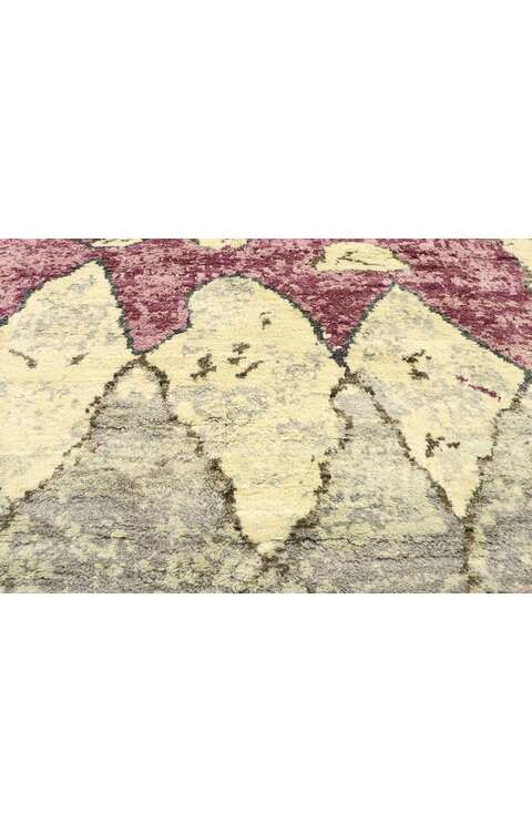 8 x 10 Contemporary Moroccan Rug 80624