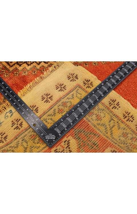 5 x 10 Vintage Moroccan Rug 20211
