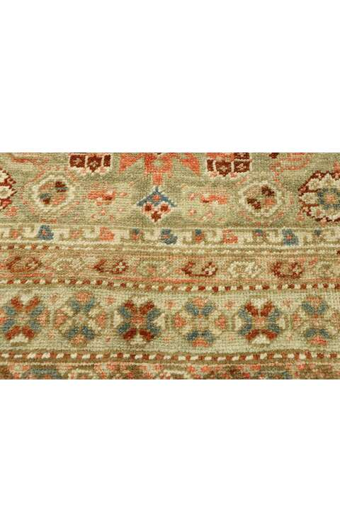 3 x 17 Antique Persian Malayer Runner 53021