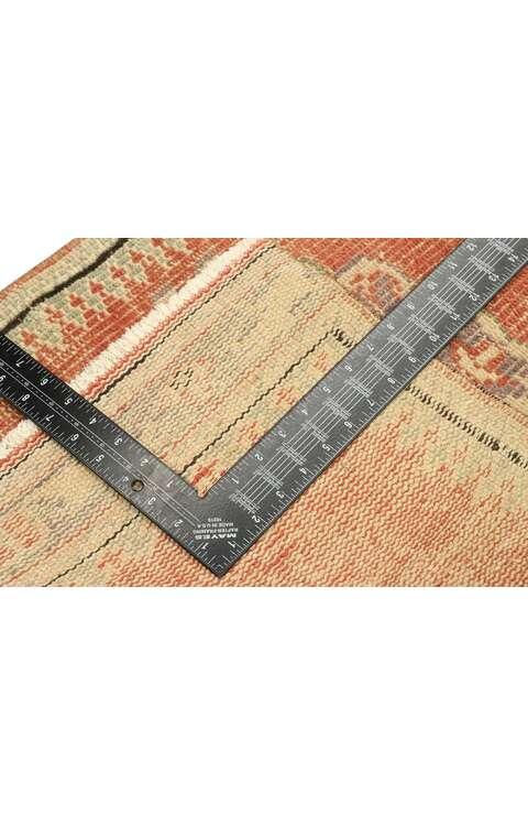 2 x 11 Vintage Turkish Sivas Rug 53074