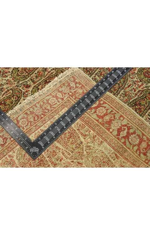 4 x 6 Vintage Persian Senneh Rug 53088 4 x 6 Vintage Persian Senneh Rug 53088