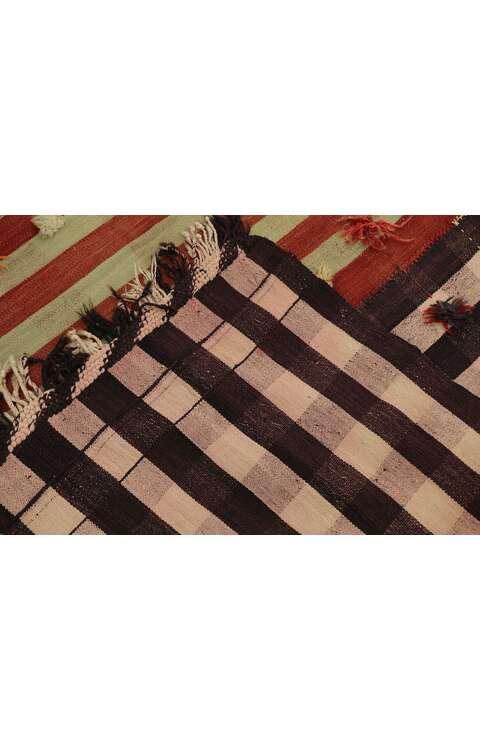6 x 12 Vintage Turkish Kilim Runner 53132