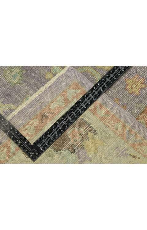 5 x 8 Turkish Oushak Rug 53202