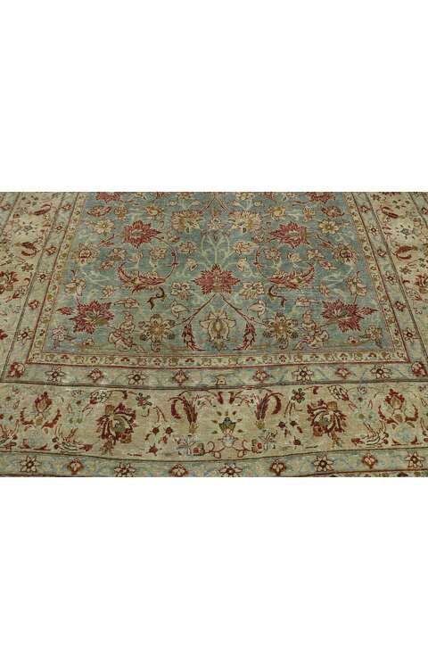 6 x 10 Antique Persian Tabriz Rug 53223
