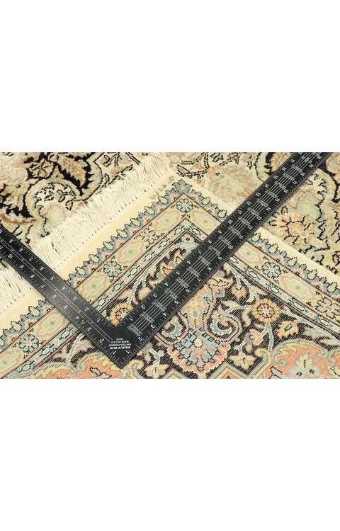 6 x 9 Vintage Kashmir Rug 77533