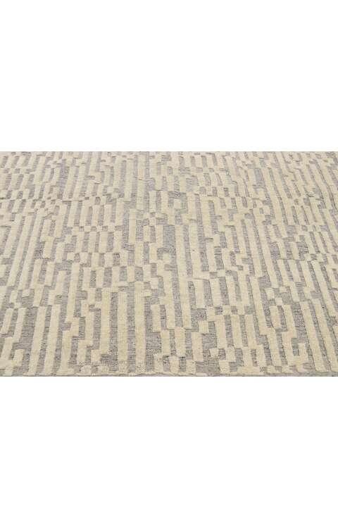 6 x 9 Contemporary Moroccan Rug 30560
