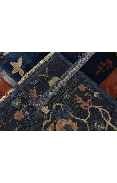 12 x 15 Indo-Chinese Art Deco Rug 30549