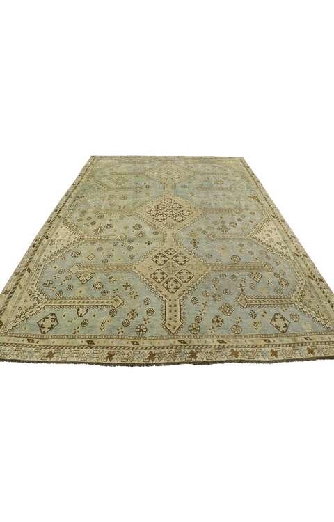 5 x 8 Antique Persian Shiraz Rug 532335 x 8 Antique Persian Shiraz Rug 53233