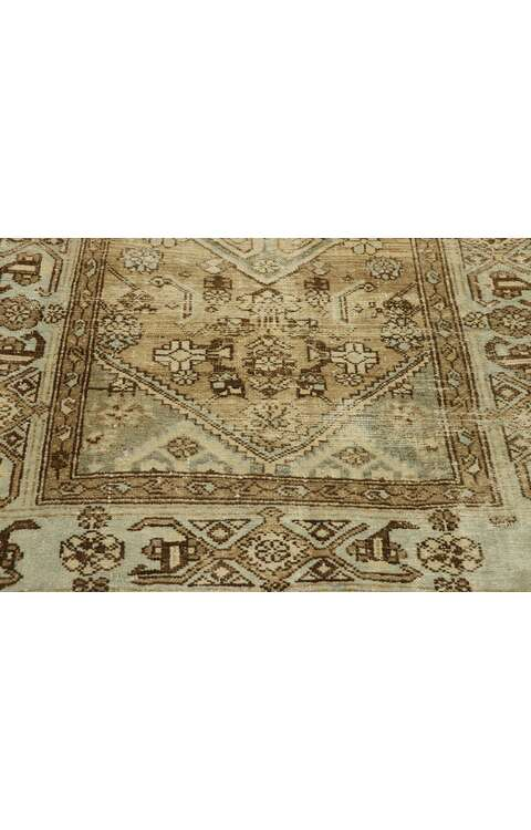 4 x 6 Antique Persian Malayer Rug 53238