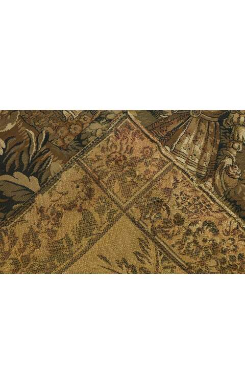 4 x 9 Antique Tapestry Rug 72095