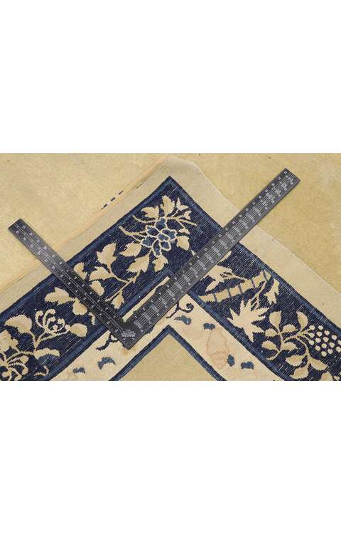 8 x 9 Antique Chinese Art Deco Rug 77562