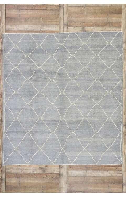 8 x 9 Moroccan Rug 53439