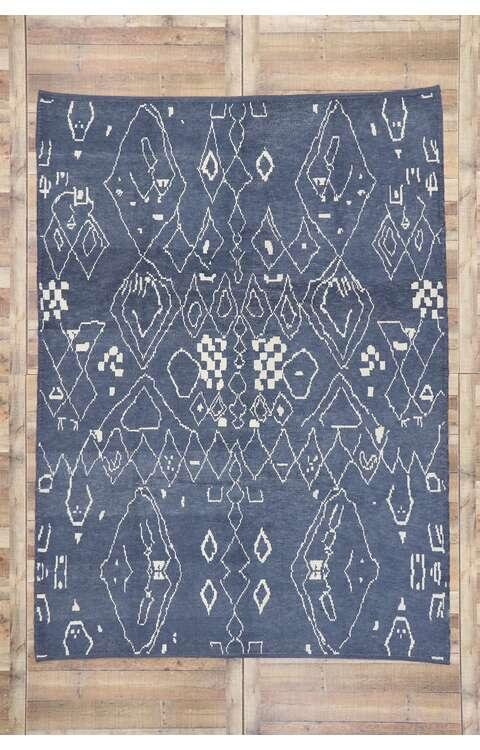 8 x 10 Moroccan Rug 53444