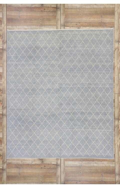 8 x 9 Moroccan Rug 53446