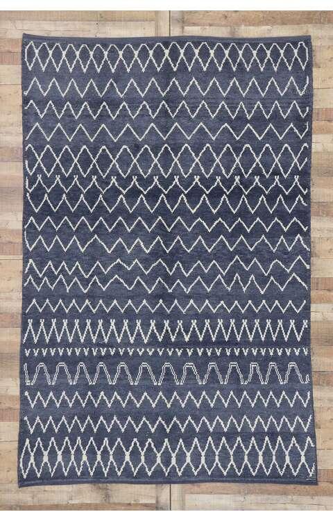 6 x 10 Moroccan Rug 53452