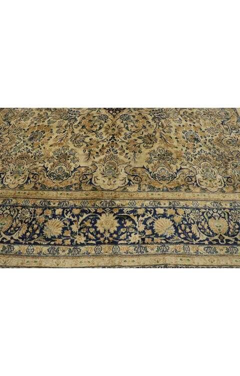 10 x 14 Antique Kerman Rug 73582
