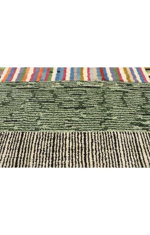 10 x 14 Contemporary Moroccan Rug 80650