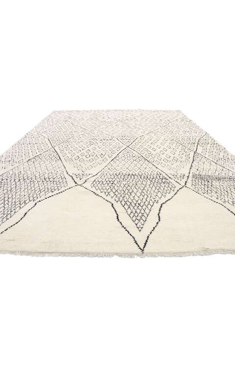 11 x 14 Contemporary Moroccan Rug 80651