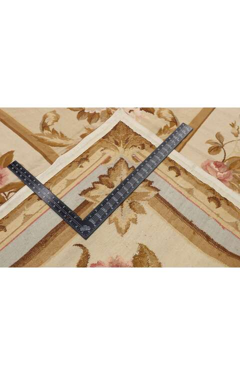12 x 15 Vintage Needlepoint Rug 74213