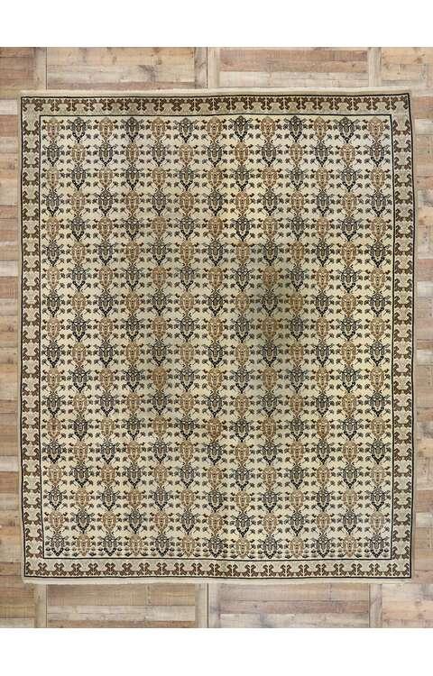 10 x 12 Vintage Moroccan Rug 77564