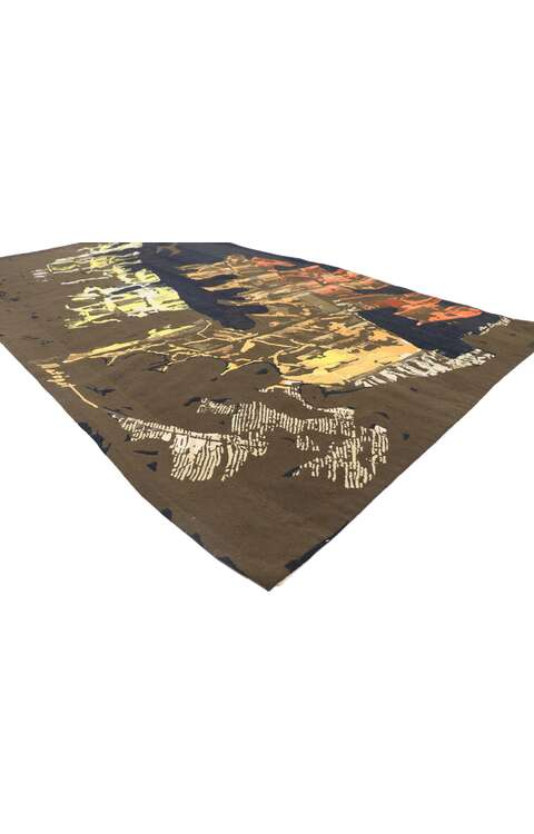 5 x 8 Mathieu Mategot Abstract Tapestry 78078