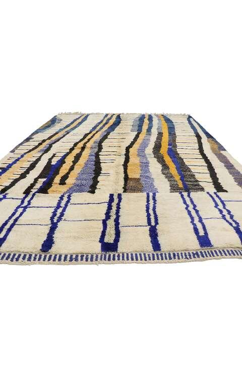 11 x 13 Contemporary Moroccan Rug 21116