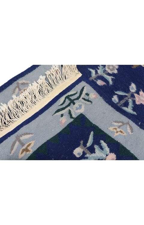 2 x 4 Vintage Chinese Kilim Rug 78071