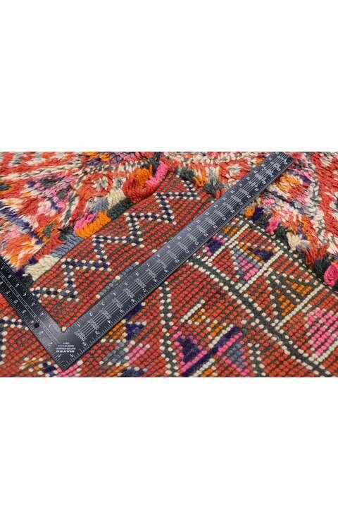 6 x 12 Vintage Moroccan Rug 21209