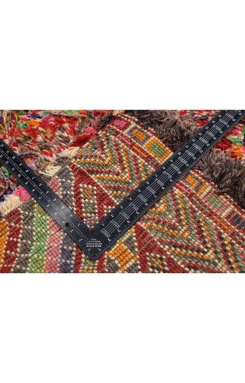 6 x 13 Vintage Moroccan Rug 21210