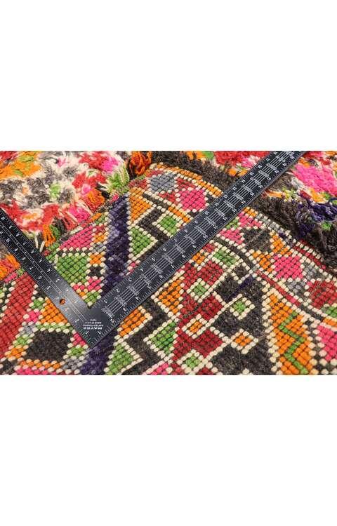 7 x 14 Vintage Moroccan Rug 21233