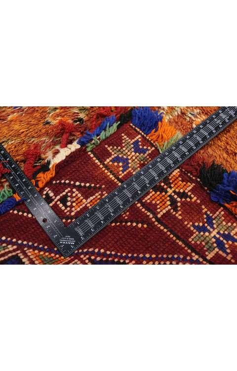 6 x 11 Vintage Moroccan Rug 21292