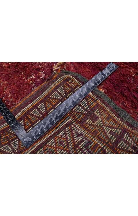 7 x 11 Vintage Moroccan Rug 21328