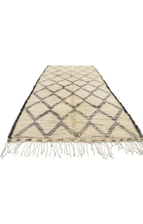 6 x 12 Vintage Moroccan Rug 21414